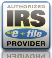 IRS authorized efile provider